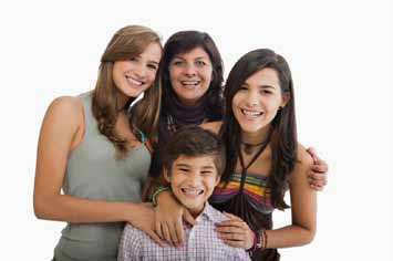 Life Insurance Agency Wesley Chapel - Family Photo